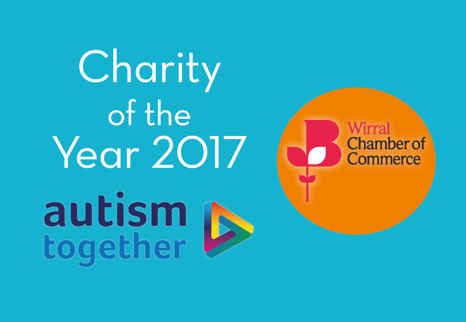 Autism Together: Chamber of Commerce Charity of the Year