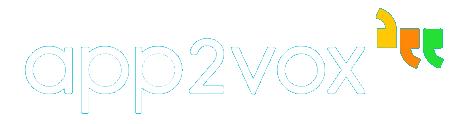 app2vox logo