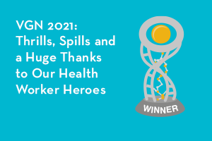 Virtual Grand National 2021: Thrills, Spills and a Huge Thanks to Our Health Worker Heroes